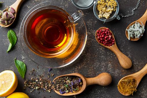 Mint Leaf - Culinary「Herbal Tea」:スマホ壁紙(8)