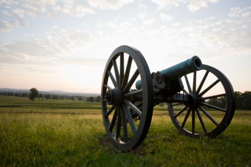 Civil War「Old cannon」:スマホ壁紙(0)