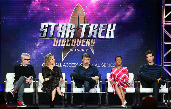 Star Trek「2019 Winter TCA Tour - Day 2」:写真・画像(16)[壁紙.com]
