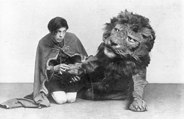 Males「Androcles And Lion」:写真・画像(13)[壁紙.com]