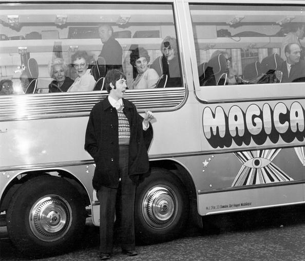 Bus「Magic Bus」:写真・画像(4)[壁紙.com]