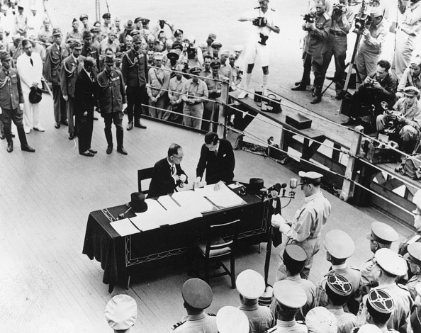 Japanese Surrender「Japanese Surrender」:写真・画像(0)[壁紙.com]
