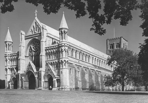 Abbey - Monastery「St Alban's Abbey」:写真・画像(15)[壁紙.com]