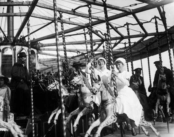 Amusement Park Ride「Sidcup Carousel」:写真・画像(13)[壁紙.com]