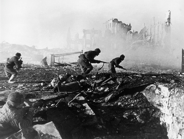Russian Military「Stalingrad Attack」:写真・画像(17)[壁紙.com]
