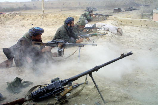 Afghan Ethnicity「Battle Rages for Mazar-e-Sharif」:写真・画像(2)[壁紙.com]