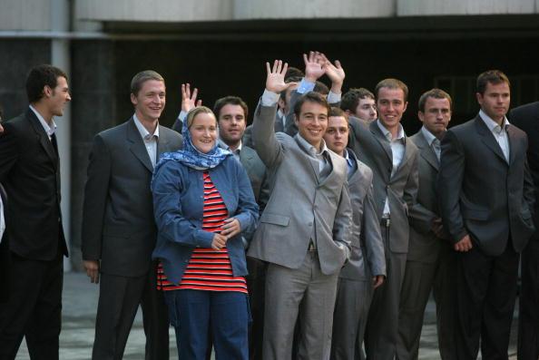 Sailor「15 British Servicemen In Tehran Released」:写真・画像(10)[壁紙.com]
