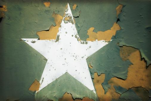 Military「Army Star Grunge Background Effect」:スマホ壁紙(10)