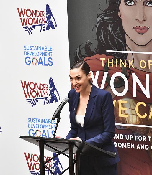 United Nations Building「Wonder Woman UN Ambassador Ceremony」:写真・画像(3)[壁紙.com]