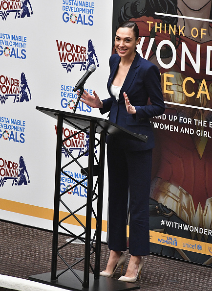 United Nations Building「Wonder Woman UN Ambassador Ceremony」:写真・画像(4)[壁紙.com]