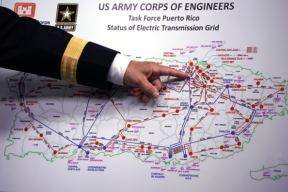 USA「U.S. Army Corps of Engineers Commander Briefs On Hurricane Relief At Pentagon」:写真・画像(5)[壁紙.com]