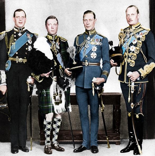 スコットランド文化「The Prince Of Wales With His Brothers」:写真・画像(18)[壁紙.com]
