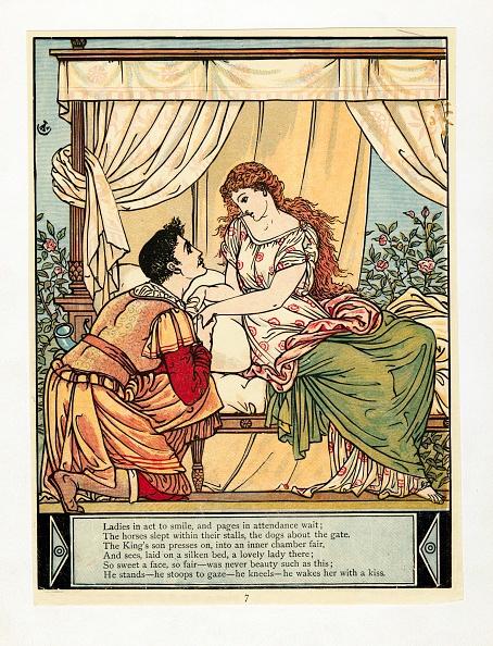 Fairy Tale「The Prince Wakes Beauty」:写真・画像(6)[壁紙.com]