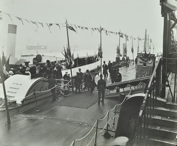 Physical Geography「The Prince Of Wales Inaugurating The London Steamboat Service, River Thames, London, 1905. Artist: Unknown.」:写真・画像(6)[壁紙.com]