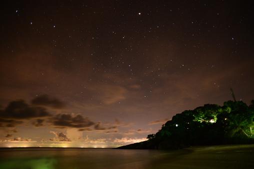 星空「Koh Miang 、タイ、シミラン諸島です。」:スマホ壁紙(16)