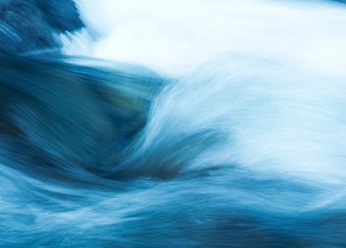 Stream - Flowing Water「Water Stream」:スマホ壁紙(3)