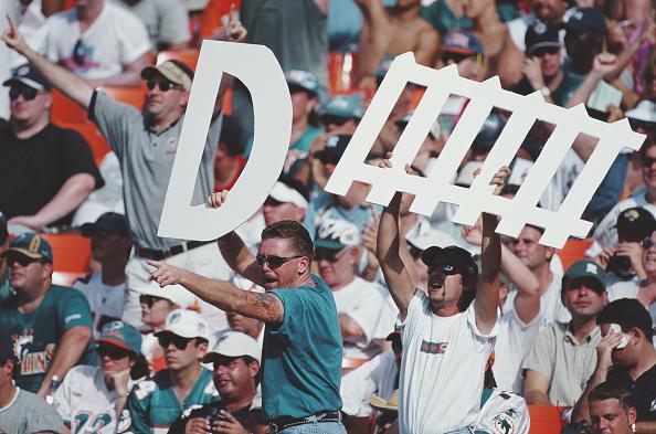 Fence「Seattle Seahawks vs Miami Dolphins」:写真・画像(16)[壁紙.com]