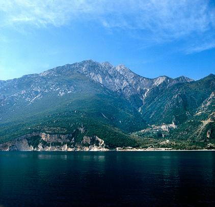 Mt Athos Monastic Republic「Mount Athos Halkidiki」:スマホ壁紙(7)