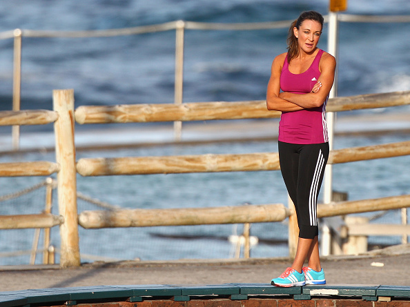 Leggings「Michelle Bridges Sighting In Sydney」:写真・画像(19)[壁紙.com]