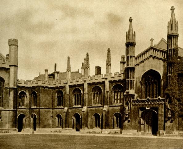 Gothic Style「No 44 Corpus Christi College」:写真・画像(11)[壁紙.com]