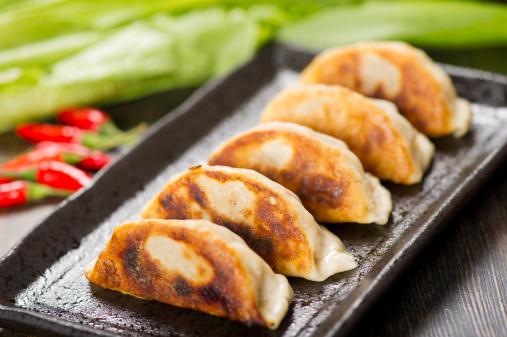 Chinese Dumpling「Gyoza Dumplings」:スマホ壁紙(9)