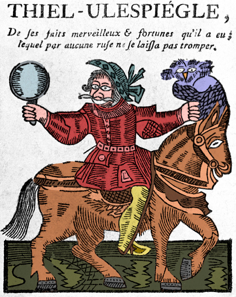Literature「Till Eulenspiegel (French: Thiel」:写真・画像(11)[壁紙.com]