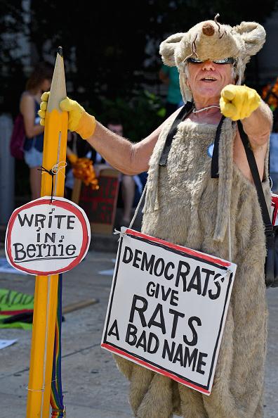 Philadelphia - Pennsylvania「Activists Rally In Philadelphia Ahead Of The Start Of The Democratic National Convention」:写真・画像(0)[壁紙.com]