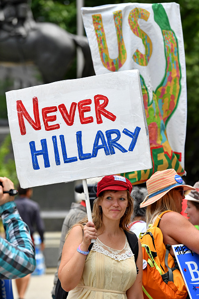Philadelphia - Pennsylvania「Activists Rally In Philadelphia Ahead Of The Start Of The Democratic National Convention」:写真・画像(8)[壁紙.com]