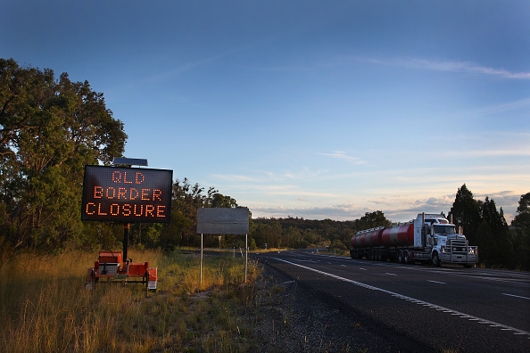 Queensland「Regional Towns Along New England Highway Feel The Effect Of Coronavirus Pandemic」:写真・画像(0)[壁紙.com]