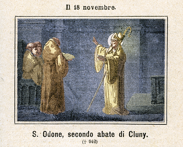 Benedictine「Saint Odo Of Cluny」:写真・画像(11)[壁紙.com]