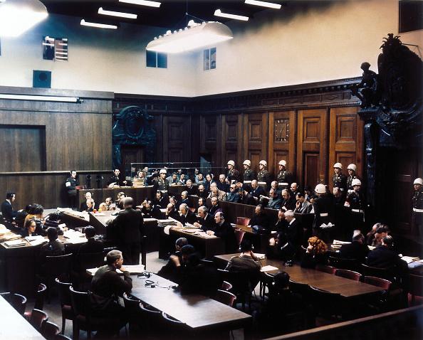 Legal Trial「Nuremberg Trials」:写真・画像(7)[壁紙.com]