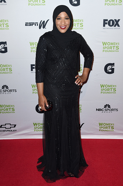 Women's Sports Foundation「The Women's Sports Foundation's 38th Annual Salute To Women In Sports Awards Gala  - Arrivals」:写真・画像(15)[壁紙.com]
