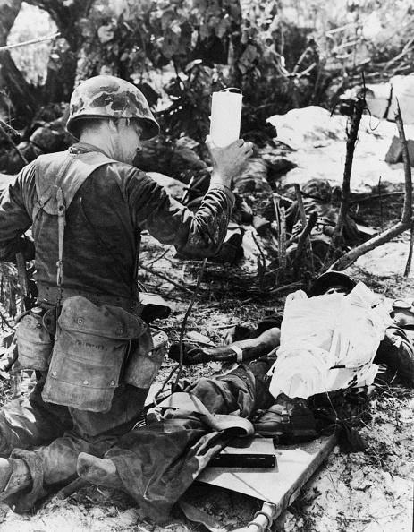 Northern Mariana Islands「Wounded Marine」:写真・画像(8)[壁紙.com]