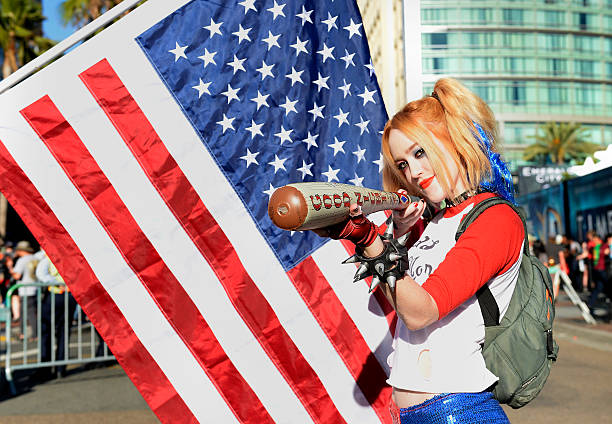 Comic-Con International 2016 - General Atmosphere And Cosplay:ニュース(壁紙.com)