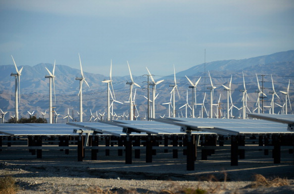 Fuel and Power Generation「California Continues To Lead U.S. In Green Technology」:写真・画像(1)[壁紙.com]