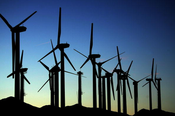 Wind Turbine「Report Claims 20 Percent Of US's Energy Could Come From Wind Power」:写真・画像(14)[壁紙.com]