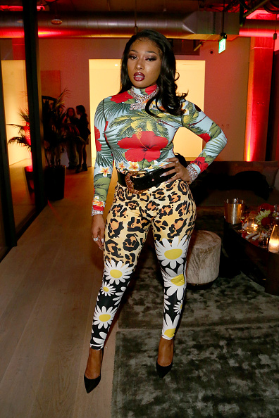 Stallion「A Celebration of The Fearless Women in Music Hosted by YouTube Music and Megan Thee Stallion」:写真・画像(10)[壁紙.com]