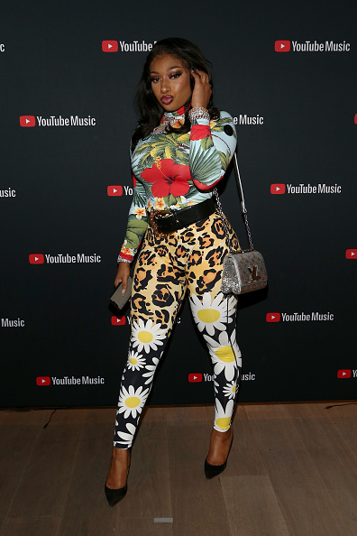 Louis Vuitton Purse「A Celebration of The Fearless Women in Music Hosted by YouTube Music and Megan Thee Stallion」:写真・画像(10)[壁紙.com]