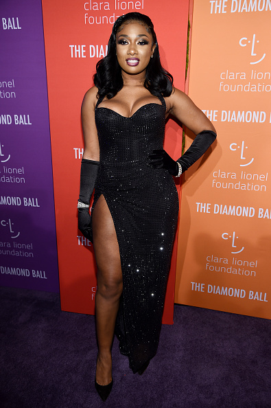 Stallion「Rihanna's 5th Annual Diamond Ball Benefitting The Clara Lionel Foundation - Arrivals」:写真・画像(6)[壁紙.com]