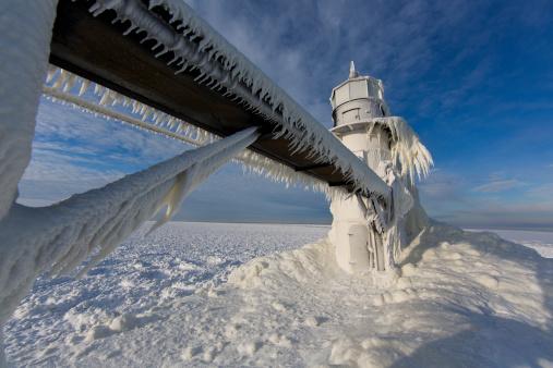 Great Lakes「St. Joseph Lighthouse」:スマホ壁紙(13)