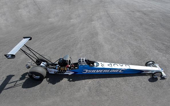 Drag Racing「1994 Silverline Top Methanol Dragster」:写真・画像(2)[壁紙.com]