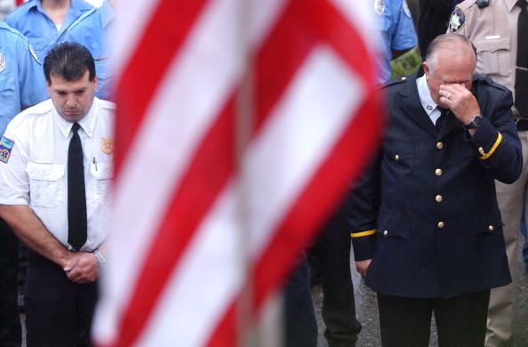 Rick Scibelli「Sept. 11 Ceremony In New Mexico」:写真・画像(5)[壁紙.com]