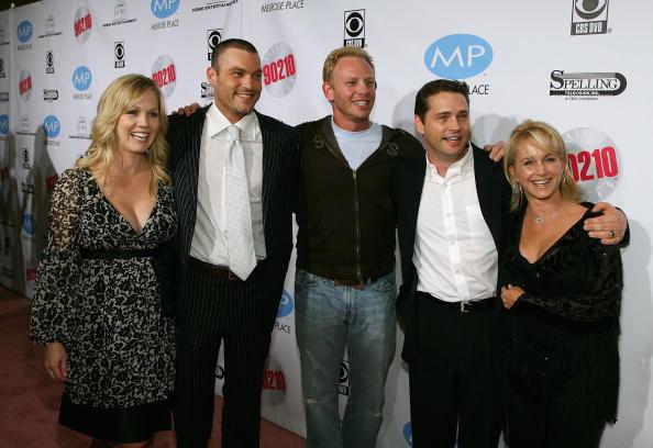 Michael Buckner「Beverly Hills 90210 The Complete First Season DVD Party - Arrivals」:写真・画像(12)[壁紙.com]