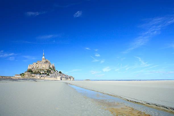 Mont Saint Michel, France:スマホ壁紙(壁紙.com)