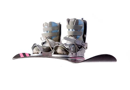 スノーボード「スノーボード、ブーツ」:スマホ壁紙(7)