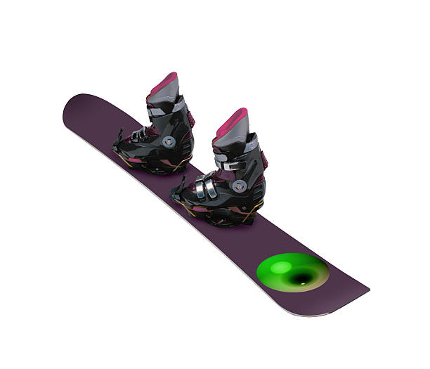 Snowboard and Boots:スマホ壁紙(壁紙.com)