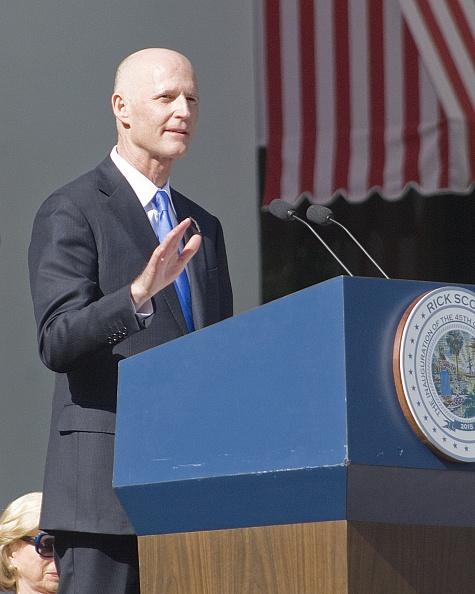 Mickey Adair「Florida Governor's Inauguration」:写真・画像(2)[壁紙.com]