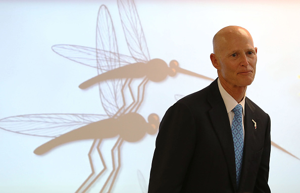First Day Of School「FL Gov. Scott Visits Miami School In Zika Cluster Zone On First Day Of Classes」:写真・画像(11)[壁紙.com]