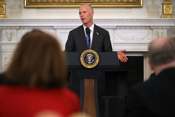 Florida - US State「President Trump Holds White House Business Session With U.S. Governors」:写真・画像(10)[壁紙.com]