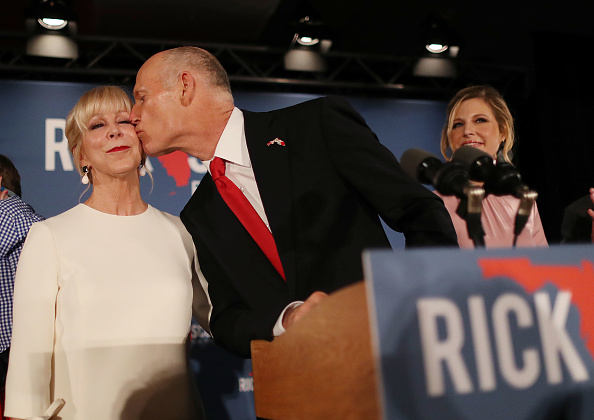 Naples - Florida「Florida Senate Candidate Rick Scott Attends Election Night Event In Naples」:写真・画像(4)[壁紙.com]